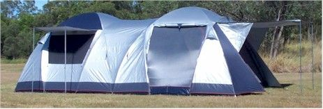 Sportiva Odyssey 6S Double Geodesic Dome Tent 40.100.0194 $699.95 & Ranger Camping Online - Australiau0027s Family Camping Equipment ...