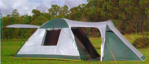 Oz Trail Seascape 6EV Dome Tent 40.100.0189 $349.95 & Ranger Camping Online - Australiau0027s Family Camping Equipment ...